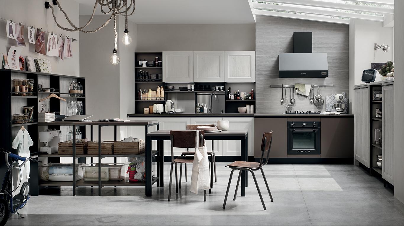 New home arreda molfetta arredamento casa progettazione e - Veneta cucine riflex prezzo ...